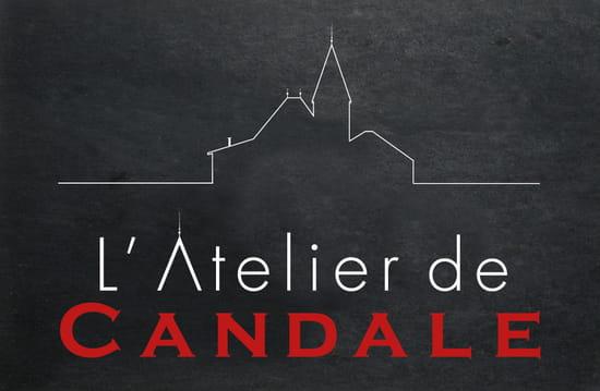 Restaurant : L'Atelier de Candale   © atelier de candale