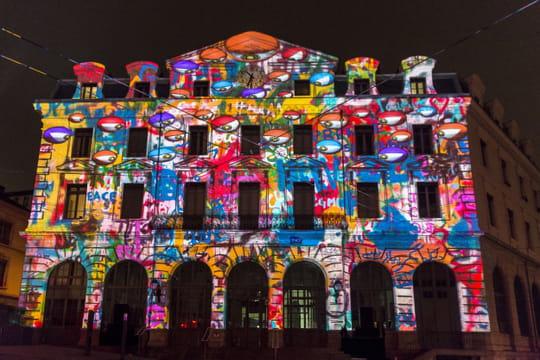 Fête des Lumières de Lyon 2018: 80créations de lumière au programme