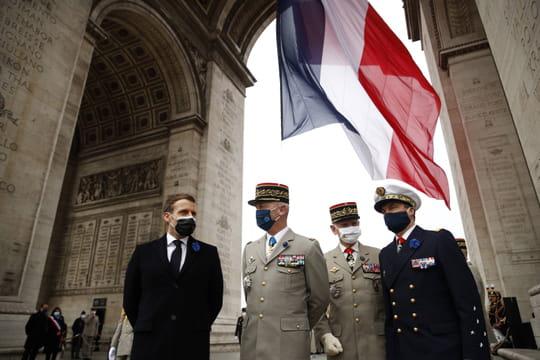 11novembre 2020: les cérémonies de l'Armistice face au coronavirus, le résumé