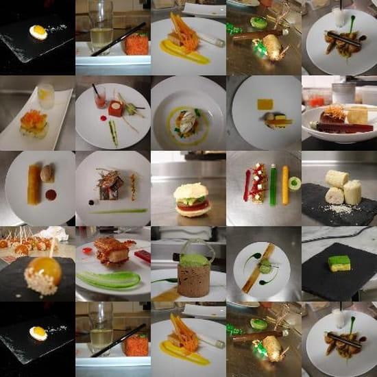 Eskis Restaurant Gastronomique à Lyon Avec Linternaute - Cuisine moleculaire lyon