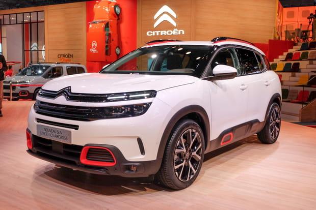 Un SUV d'abord chinois