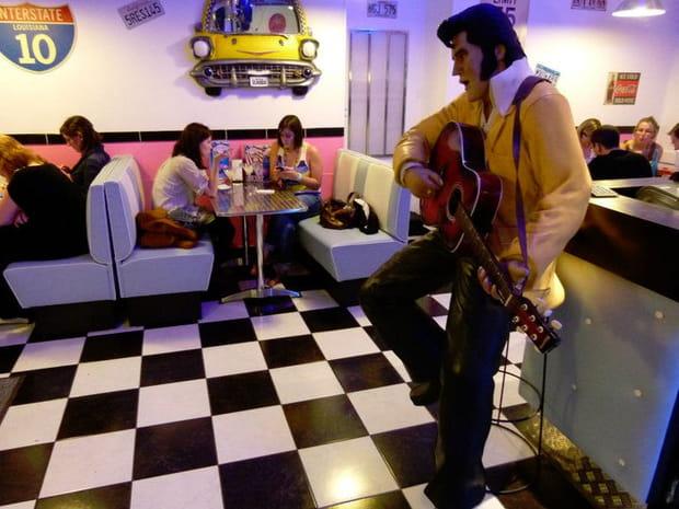 Ritchie's Diner à Dijon