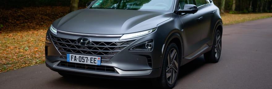 Essai Hyundai Nexo: que vaut ce nouveau SUV à hydrogène?