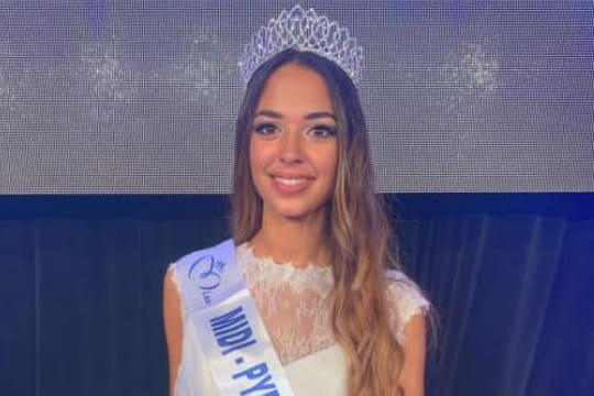 Miss Midi-Pyrénées 2021: tout savoir sur Emma Arrebot-Natou