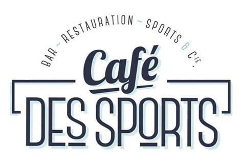 Restaurant : Café des Sports  - Logo restaurant -   © THONYIMANE