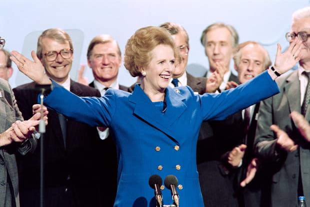 Margaret Thatcher: sa vie en images