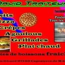 Restaurant : Bistrot Zen  - Pizza bokit crêpes  -