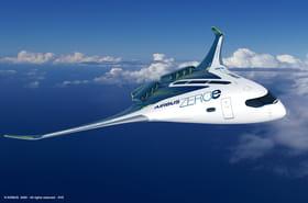 Airbus dévoile ses concepts d'avion à hydrogène pour 2035[PHOTOS]