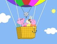 Peppa Pig : Le voyage en montgolfière