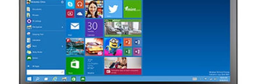 Les nouveautés de Windows 10 en 15 illustrations