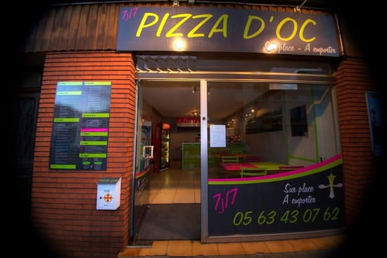 Pizza d'Oc