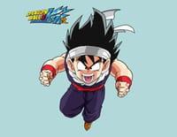 Dragon Ball Z Kai : Goten et Trunks démasqués ! Le combat contre C-18