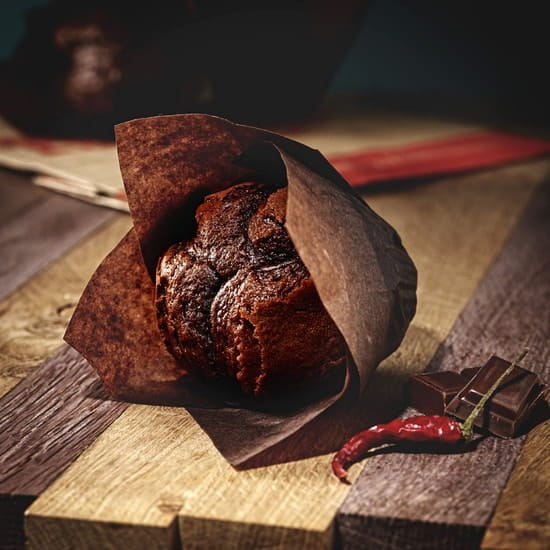 Tex A way  - Muffin choco-piment -