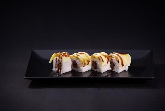 Odiki Sushi  - Makis Nutella - Odiki -   © Odiki Sushis
