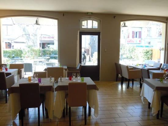 Côté Cours  - Intérieur du restaurant -