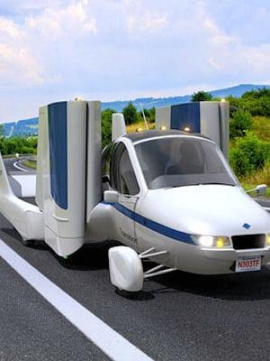 la voiture élaborée par transition coûte 155 000 euros