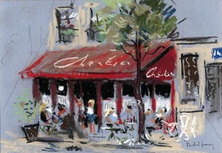 Restaurant Chartier   © Restaurant Chartier