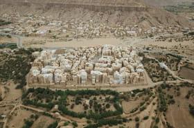 """Au Yémen, le """"Manhattan du désert"""" épargné par la guerre, menacé par les pluies"""
