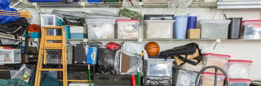 12 astuces pour aménager son garage avec génie le garage est souvent ...