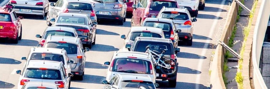 Bison Futé: où et quand ça va coincer dimanche, prévisions de trafic