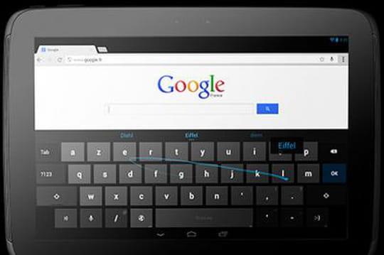 Nexus10: forces et faiblesses face àl'iPad