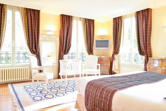 Les Jardins d'Epicure Hôtel/Restaurant Gastronomique  - Hotel 19 chambres & suites / Suite Marquise -   © Christophe Bak
