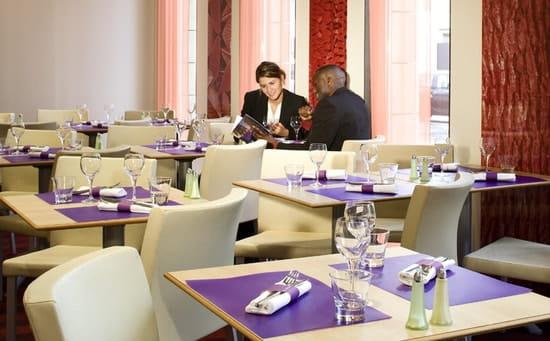 Novotel Café Gare Montparnasse  - Novotel Paris Gare Montparnasse -   © Novotel Paris Gare Montparnasse