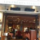 Entrée : Le Restaurant des Frères Marchand  - Entrée du restaurant des frères Marchand -