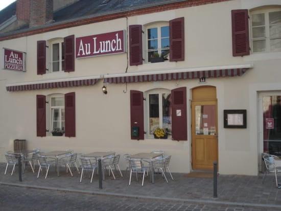 Au Lunch   © Marlène