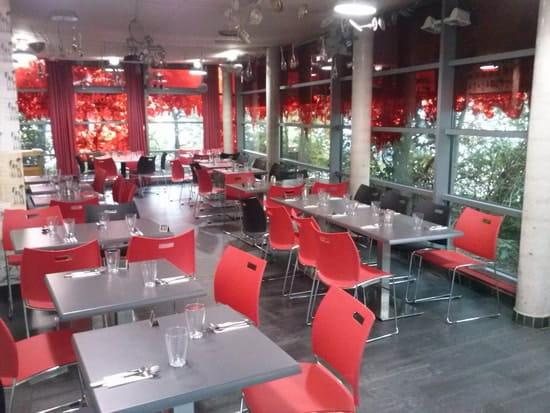 Le Garage/Restaurant de l'Oiseau-Mouche