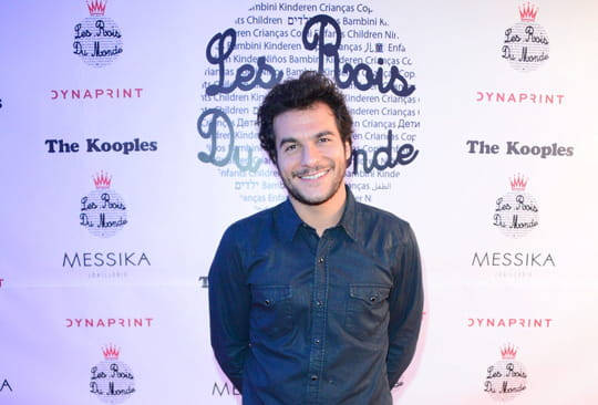 Amir Haddad : qui est le candidat de la France pour l'Eurovision 2016 ?