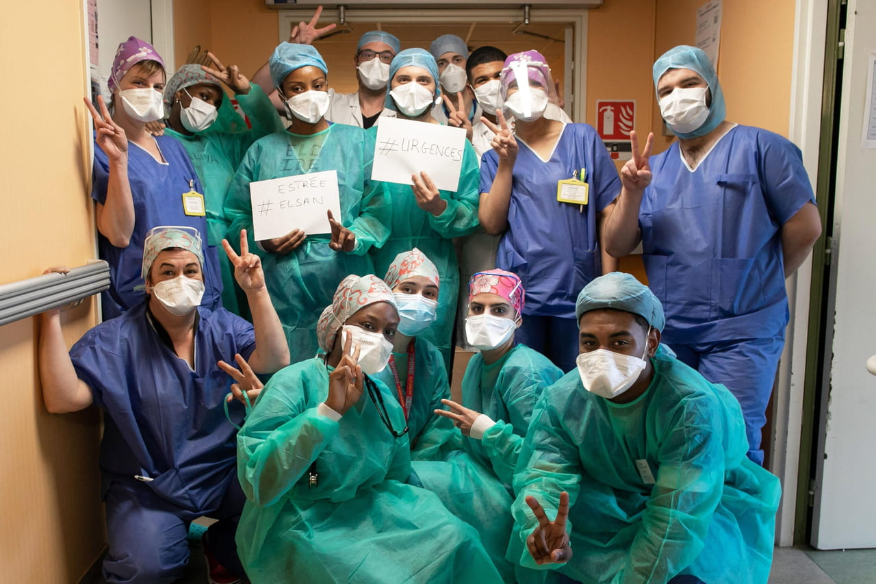 DIRECT. Coronavirus en France: la baisse se poursuit, bientôt la fin de l'épidémie?