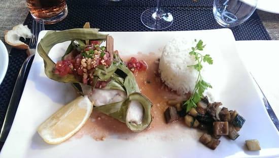 Restaurant : La Fleur de Thym  - Merlu -