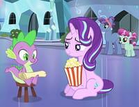My Little Pony, les amies c'est magique ! : Quand les mots manquent