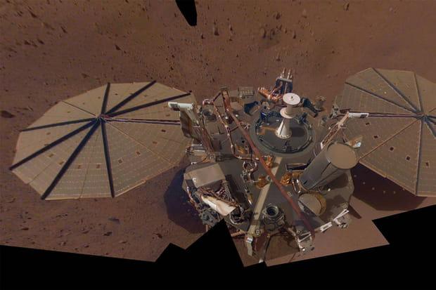 Insight (NASA) donne vie à Mars pour préparer la venue de l'homme