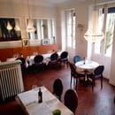 Restaurant : Le P'tit Louis  - Une de nos salles à l'étage. -   © Marand Nicolas