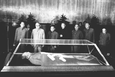 Corps de Mao Zedong