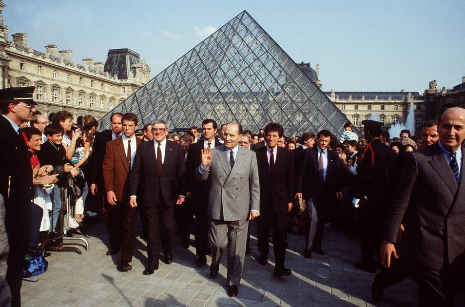 Ce que vous ne savez pas sur la pyramide du Louvre
