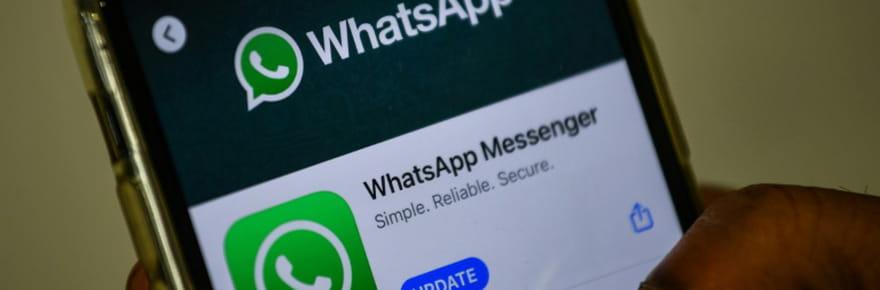 Nouvelles règles de WhatsApp: boom de l'application concurrente Signal