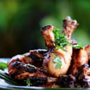 Restaurant : Chick'inway  - Poulet roti mariné Chick'inway -   © Chick'inway