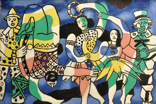 Fernand Léger: biographie courte du peintre, représentant du cubisme