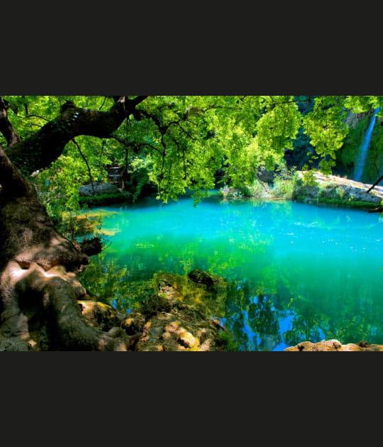 Parc naturel de Kursunlu en Turquie