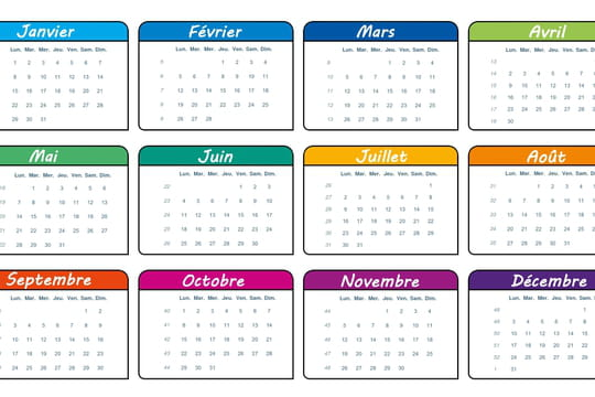 Jours fériés 2018: quand partir? Dates et calendrier