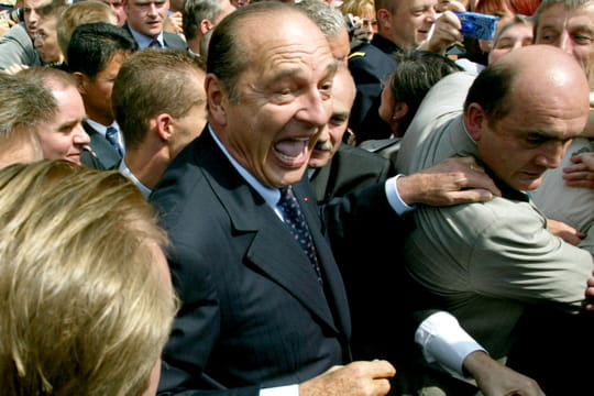 Chirac insolite