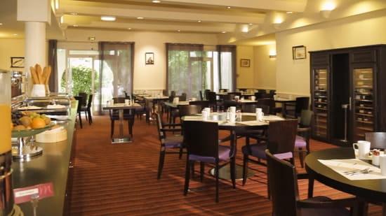 Restaurant Mercure Sophia-Antipolis  - Restaurant intèrieur -   © MERCURE