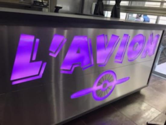 Restaurant : L'Avion  - Nouvelle decoration -   © l'avion