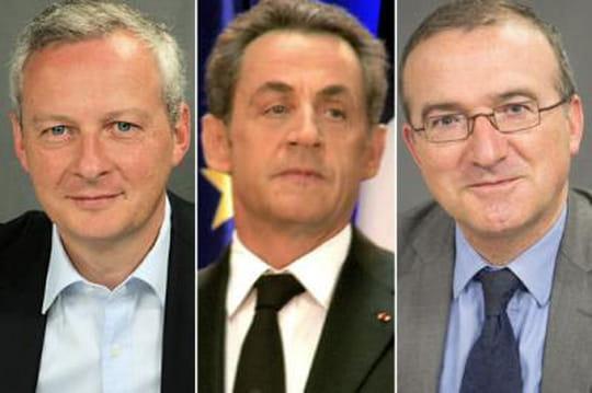 Election UMP: deux anciens villepinistes face àSarkozy