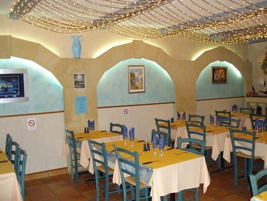Restaurant Pizzeria -  L'Alizé  - Salle Intérieur -