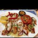 Restaurant : La taverne du troll  - Calamar à la plancha -