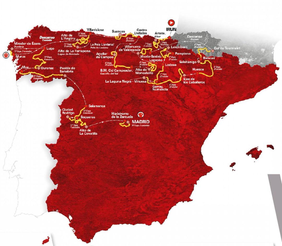 Tour d'Espagne : Primoz Roglic impressionne dans la première étape de la Vuelta, Thibaut Pinot, Chris Froome et David Gaudu déçoivent